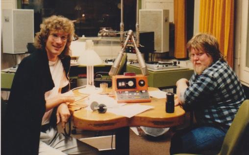 1989 Im Studio – Interview mit Manni / Hardrock-Verein Bonn