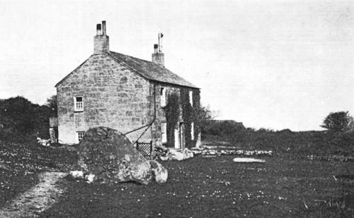 Edith Ellis' Moor Cottages, near Carbis Bay