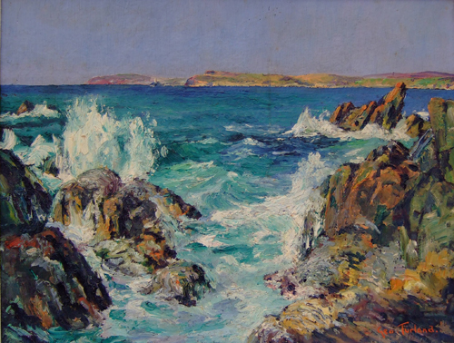 George Turland Goosey  'St Ives Bay'  (Issue 7)