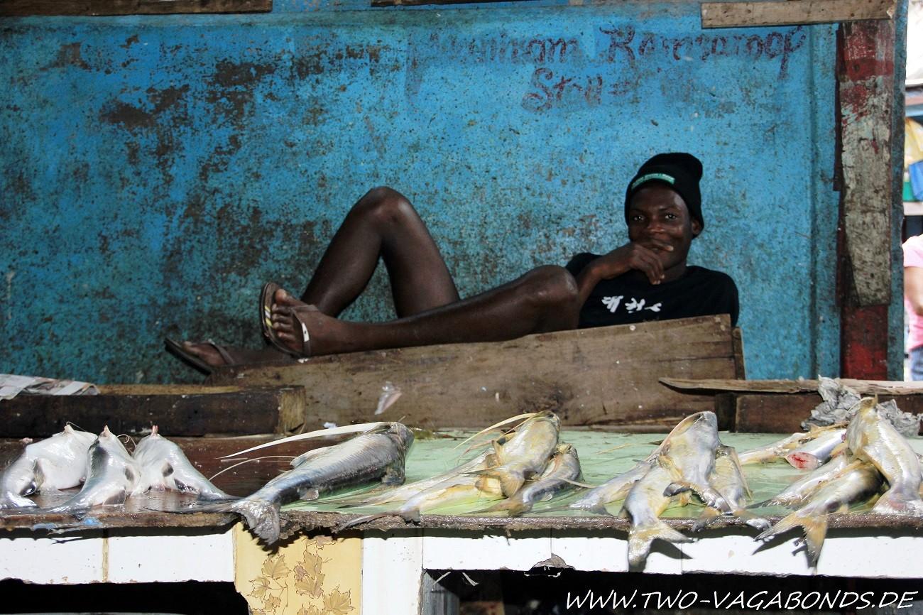 GUYANA 2014 - GEORGETOWN