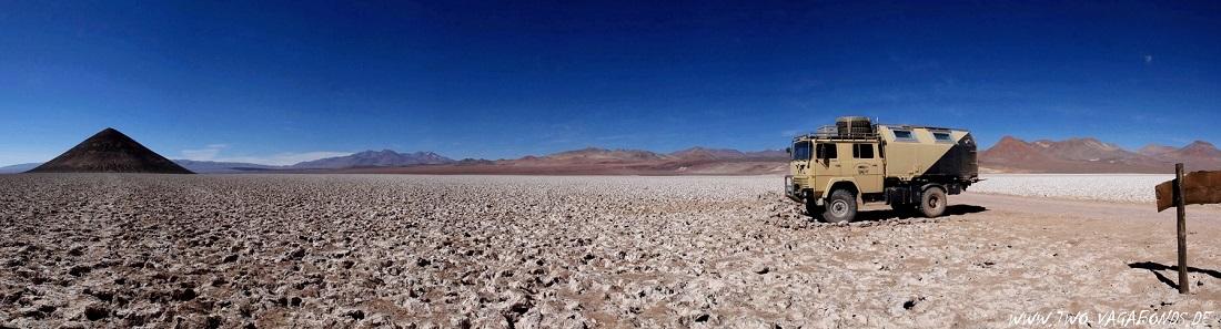 ARGENTINIEN 2018 - CONO DE ARITA