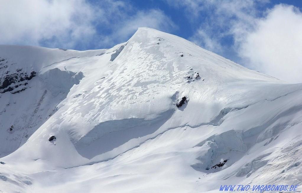 CANADA 2011 - ALBERTA - COLUMBIA ICEFIELDS - JASPER-NP