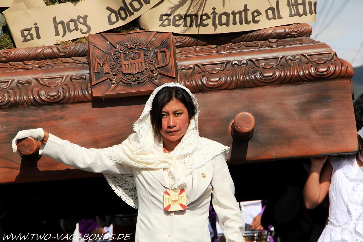 GUATEMALA 2013 - SEMANA SANTA IN ANTIGUA