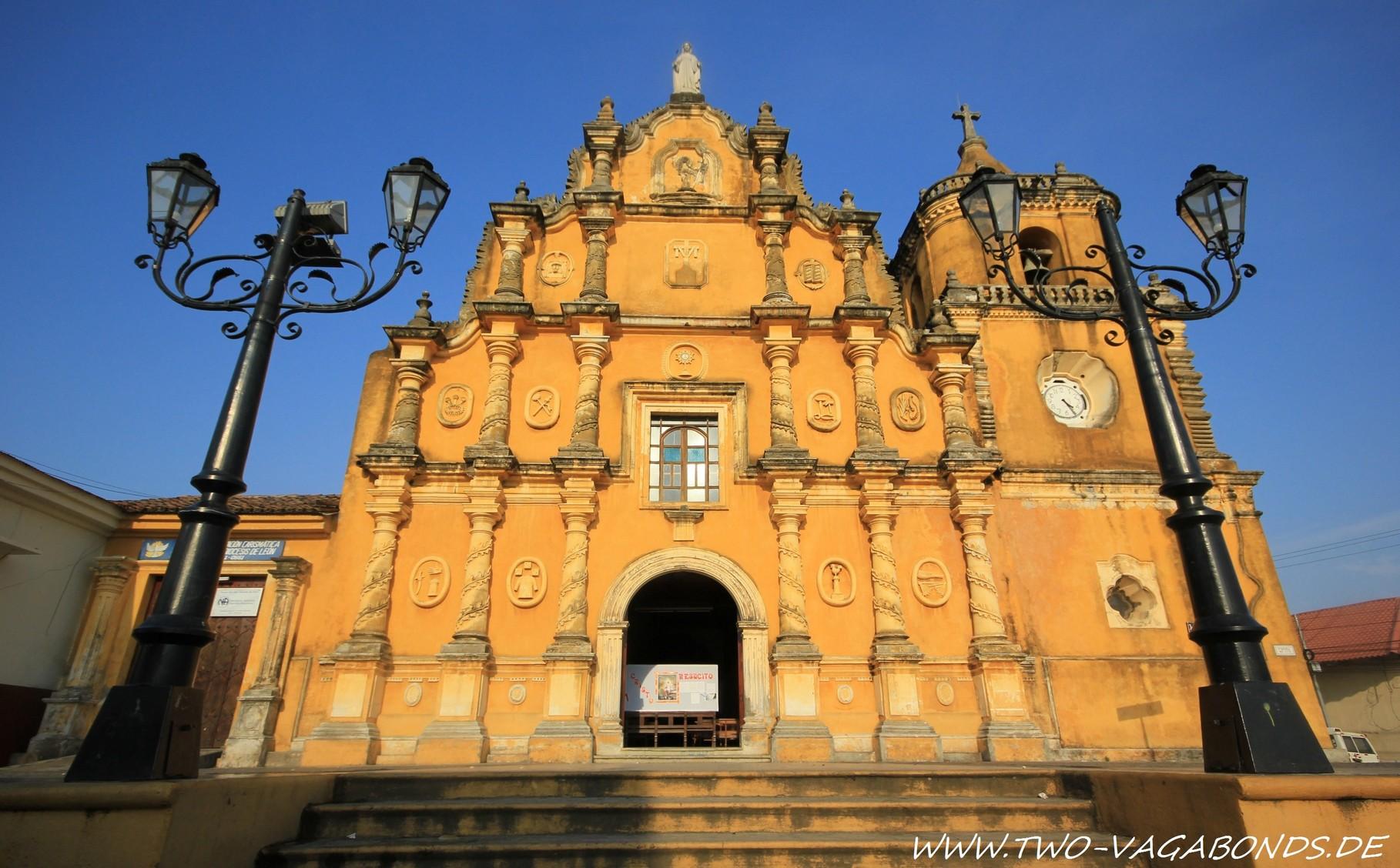 NICARAGUA 2013 - LEON