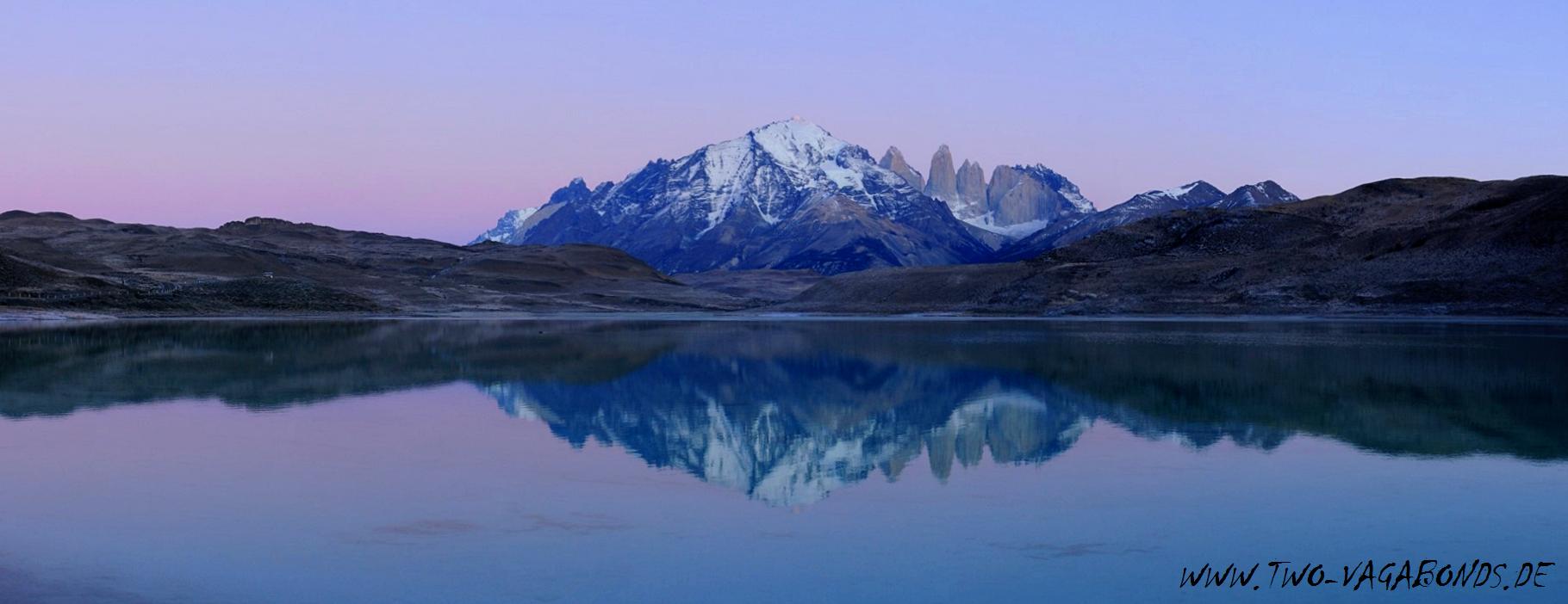 CHILE 2016 - PATAGONIEN - LAGUNA AMARGA/TORRES DEL PAINE