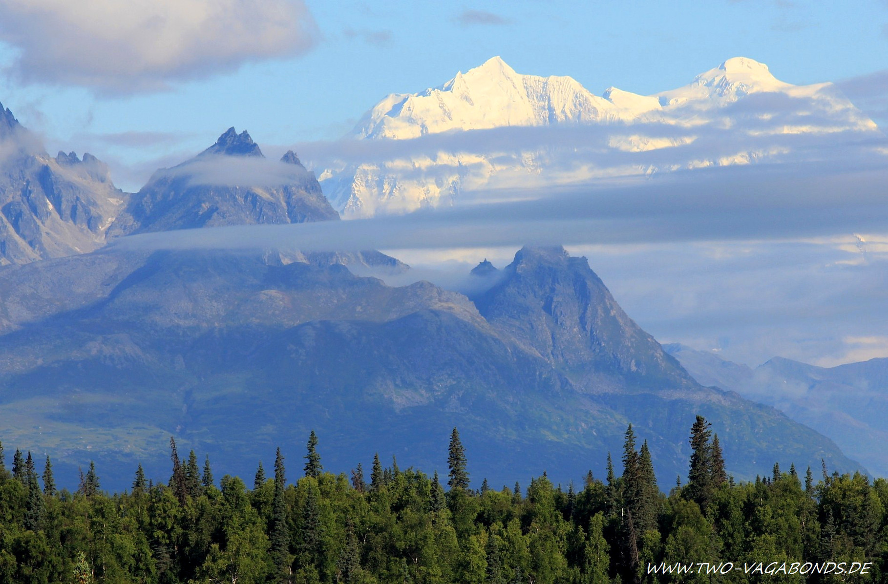 ALASKA 2011 - MOUNT HUNTER
