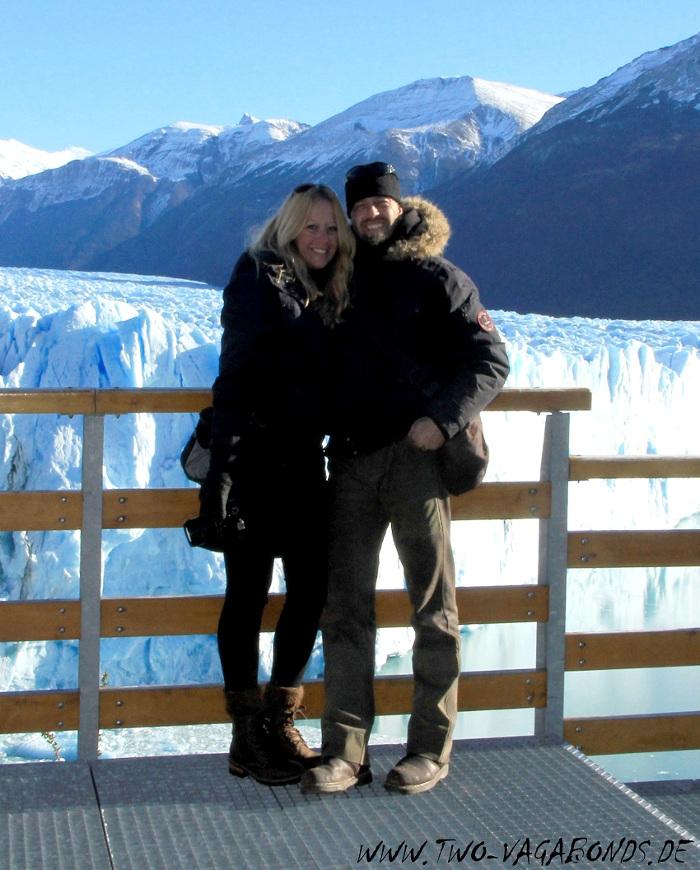 ARGENTINIEN 2016 - PERITO MORENO GLETSCHER