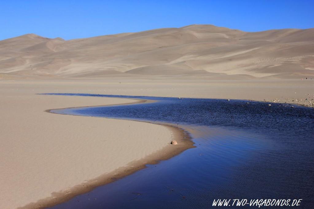 USA 2011 - COLORADO - GREAT SAND DUNES