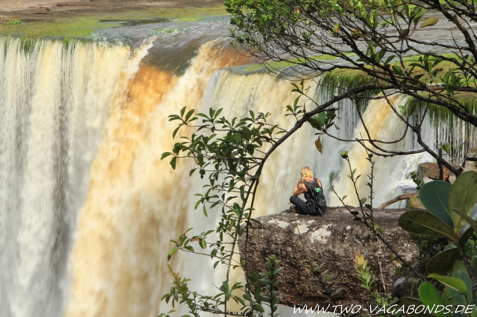GUYANA 2014 - KAITEUR-FALLS