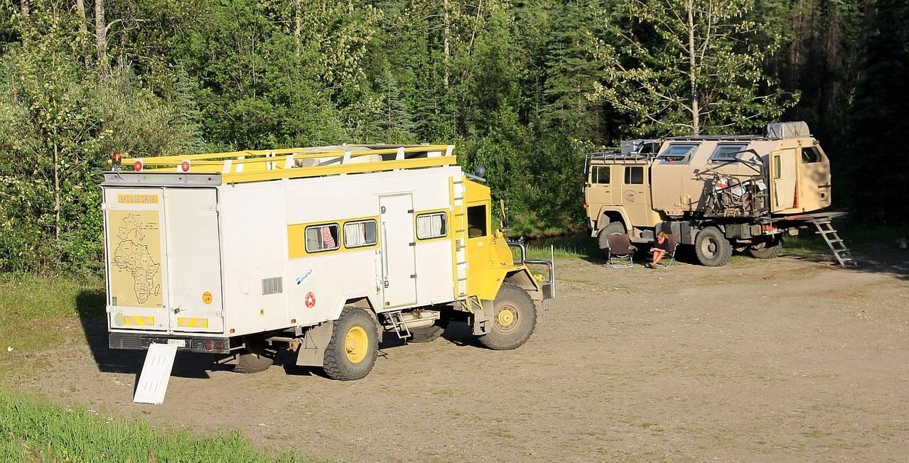 YUKON 2011 - ALASKA HIGHWAY