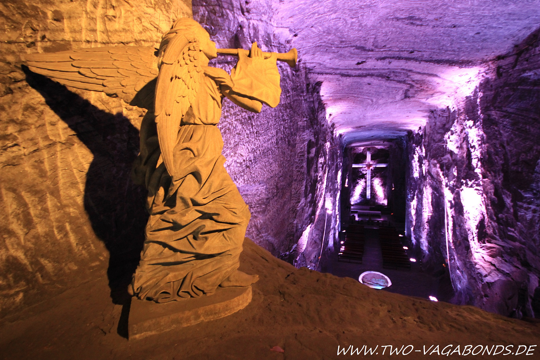 KOLUMBIEN 2014 - SALT CATHEDRAL