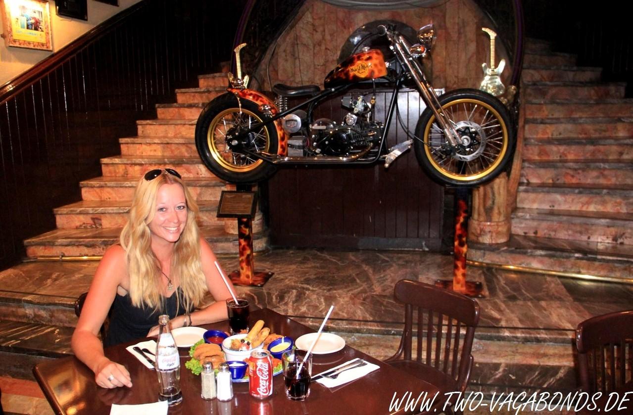 MEXICO 2012 - MEXICO CITY - HARD ROCK CAFE