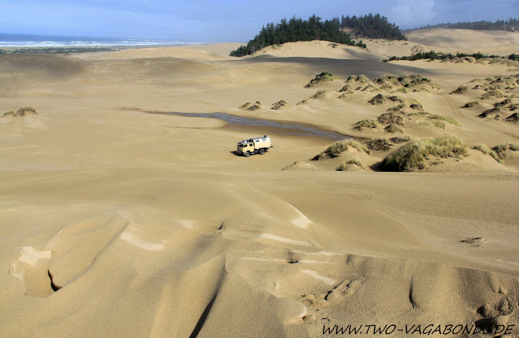 USA 2011 - OREGON DUNES