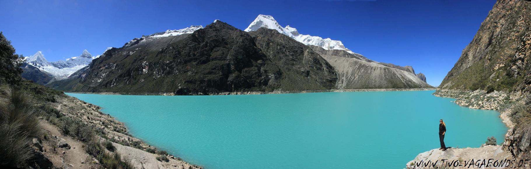 PERU 2015 - LAGUNA PARON