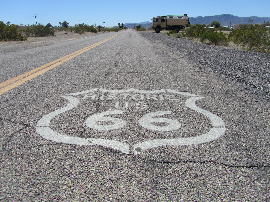 USA 2011 - ROUTE 66