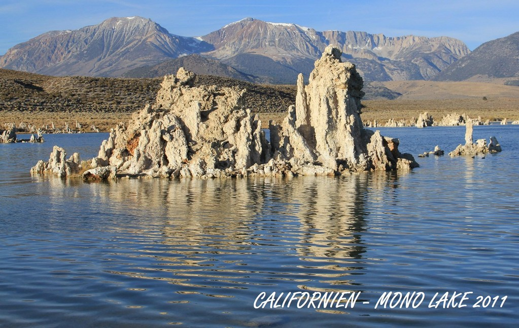 USA 2011 - CALIFORNIEN - MONO LAKE