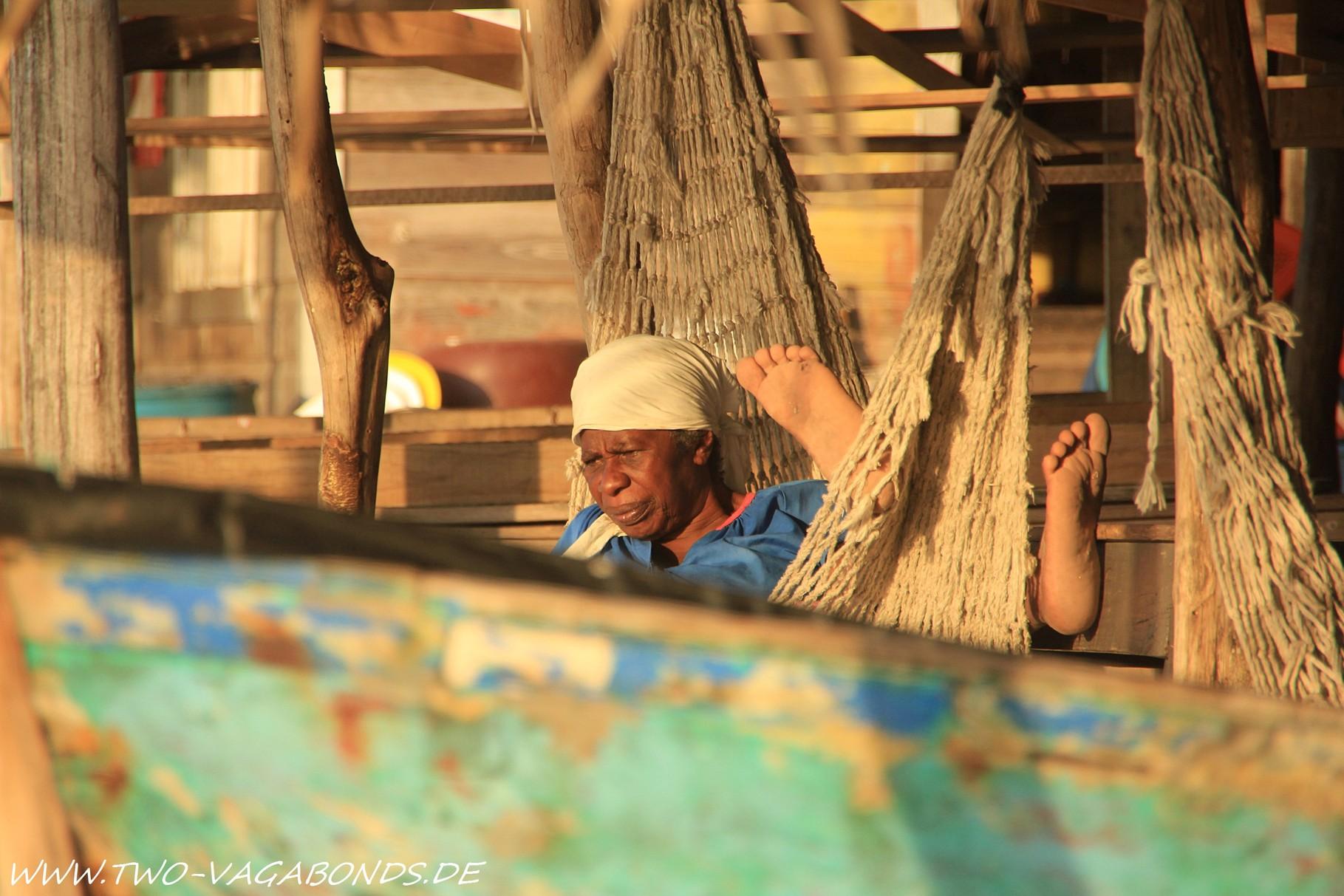 HONDURAS 2013 - KARIBIK - CHACHAHUATE ISLAND