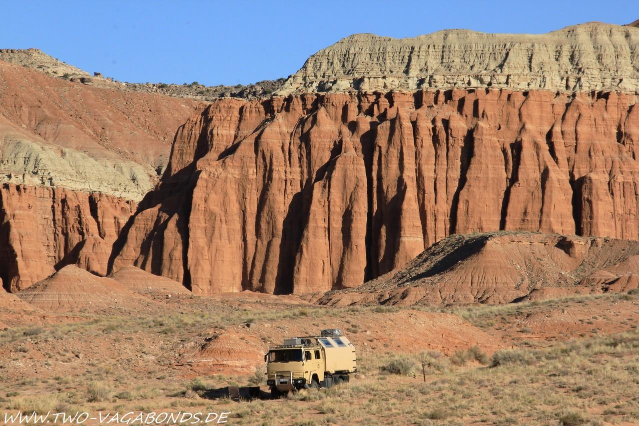 USA 2011 - UTAH - CATHEDRAL ROAD