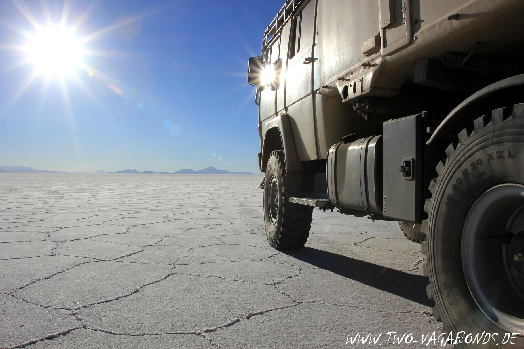 2015 BOLIVIEN / SALAR DE UYUNI