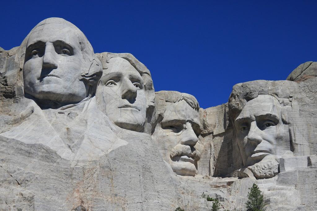 USA 2011 - SOUTH DAKOTA - MOUNT RUSHMORE