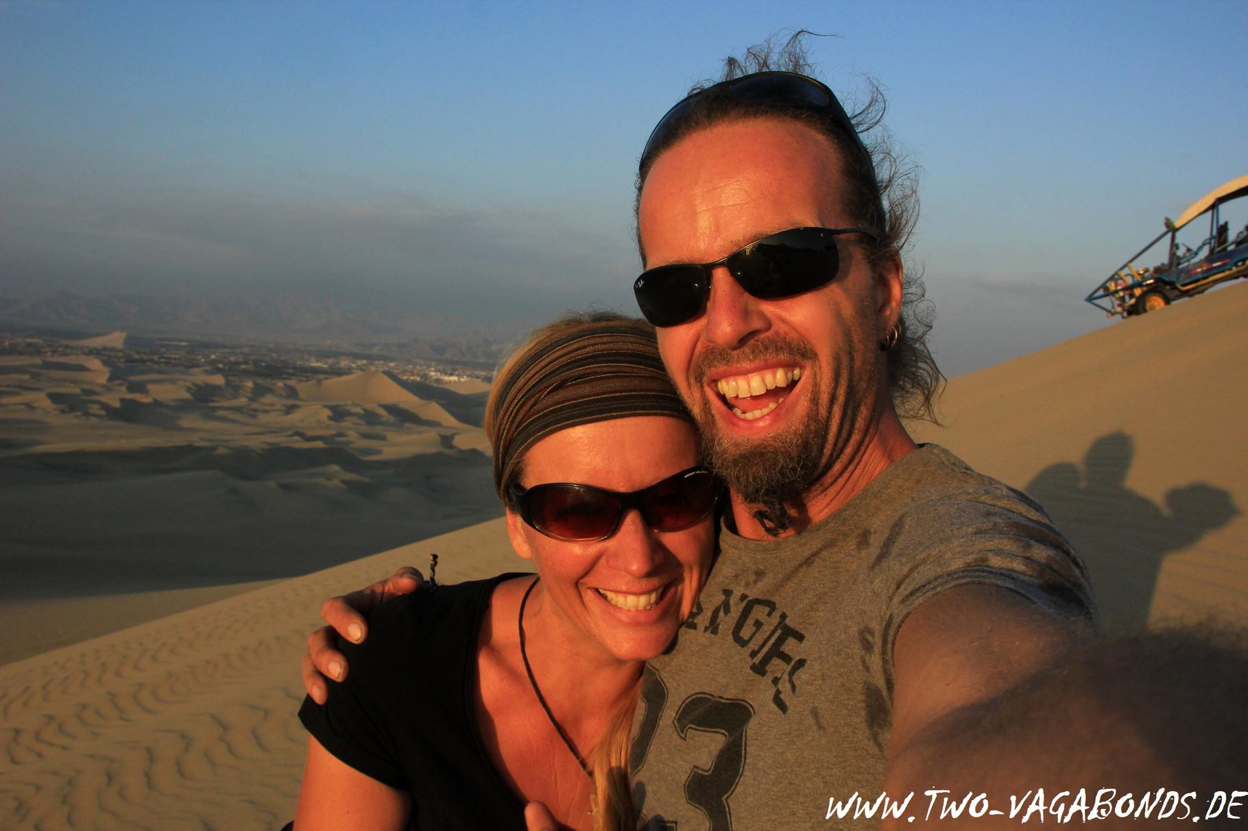 PERU 2015 - IN THE DESERT