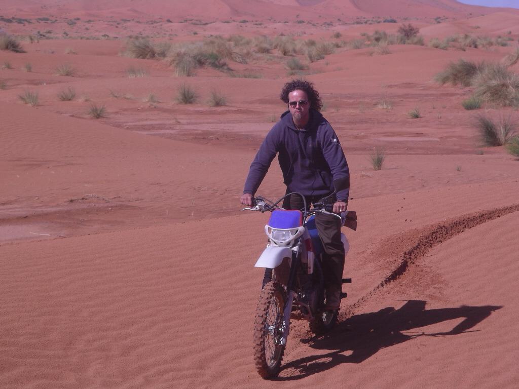 MAROKKO 2010 - SAHARA
