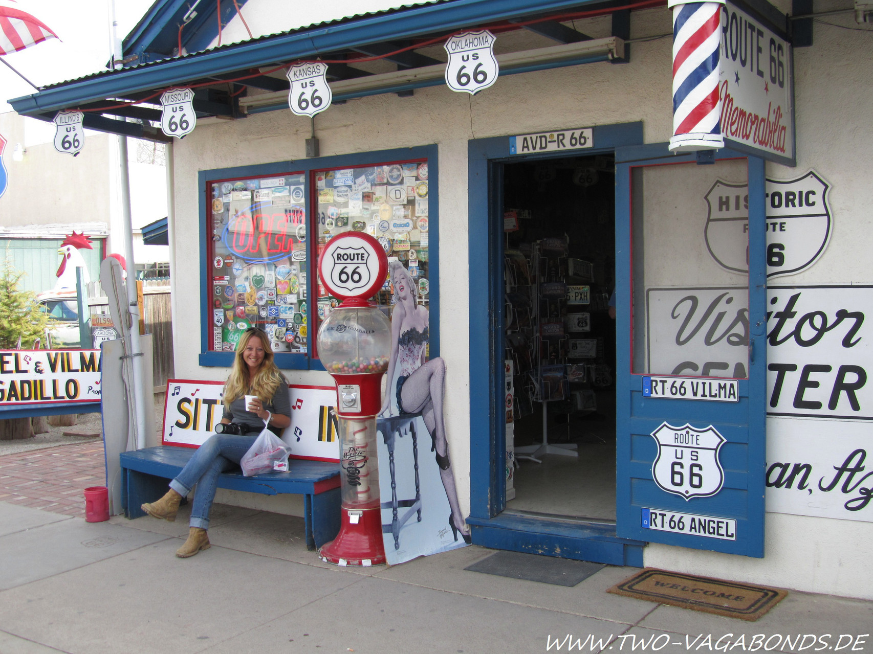 USA 2011 - ROUTE 66