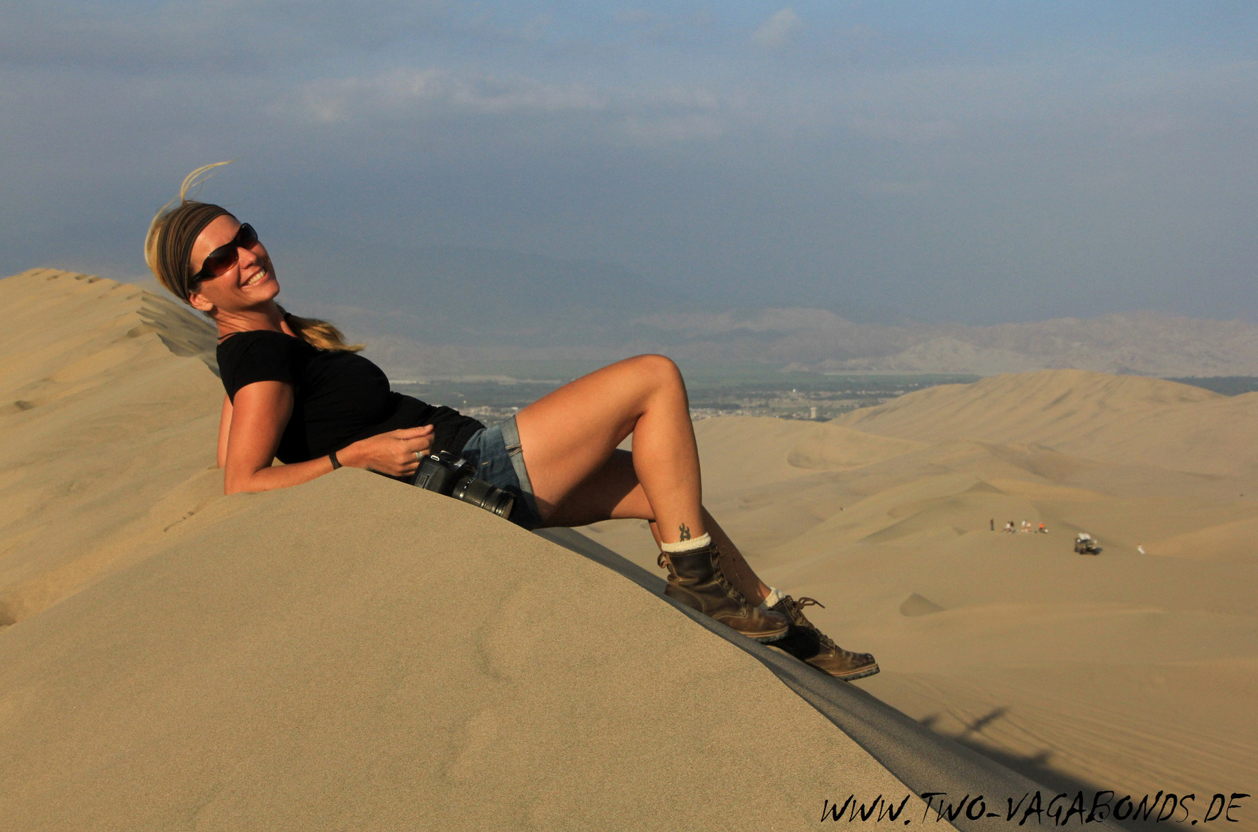 PERU 2015 - IN THE DESERT