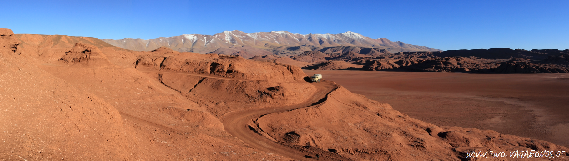 2015 ARGENTINIEN - TOLAR GRANDE