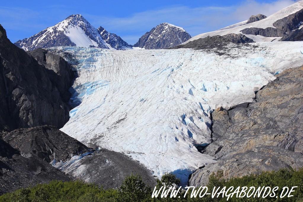ALASKA 2011 - WORTHINGTON GLACIER