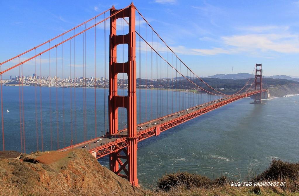 USA 2011 - CALIFORNIEN - SAN FRANCISCO - GOLDEN GATE BRIDGE