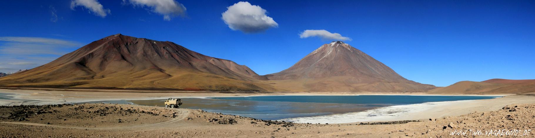 BOLIVIEN 2015 - LAGUNA VERDE