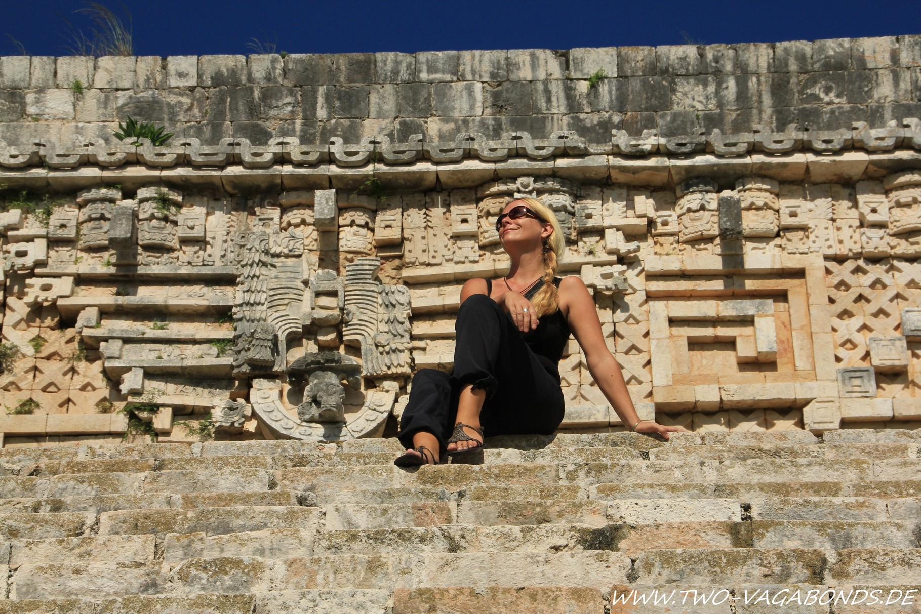 MEXICO 2012 - UXMAL