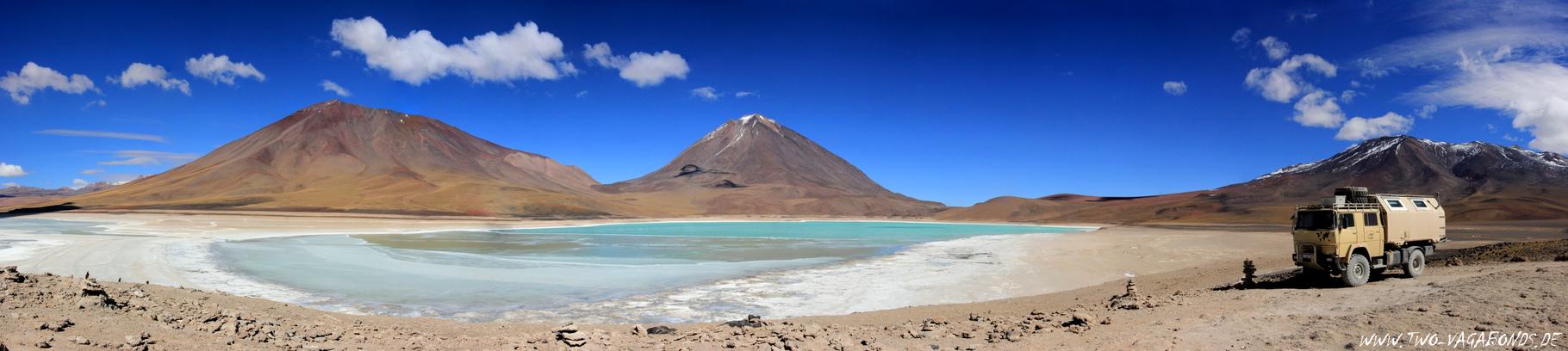 2015 BOLIVIEN / LAGUNA VERDE