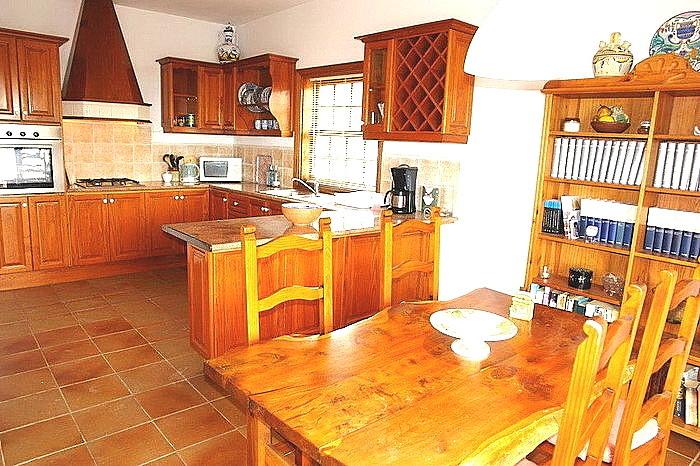 Blick in Richtung Küche