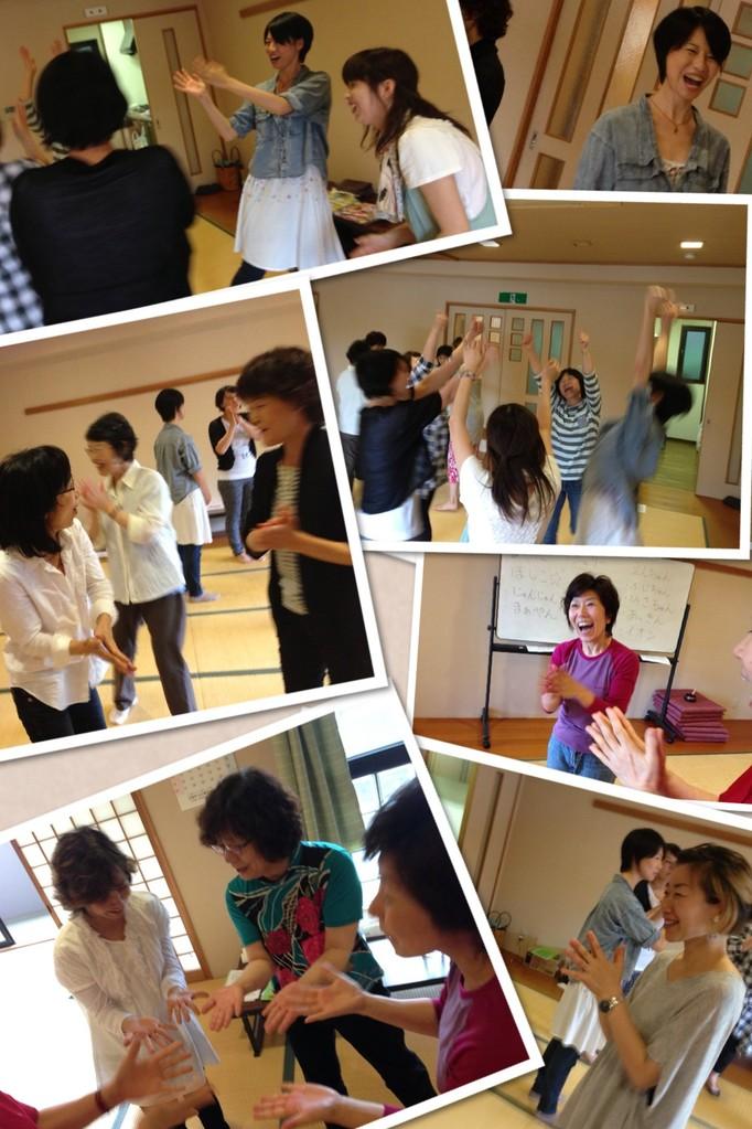 大阪高槻で2013年も開催しました。再受講生も学び多い講座♪