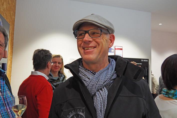 Auf dem Neujahrempfang bei der E Service Stefan Kübler GmbH - Ihr Elektriker aus Wernau