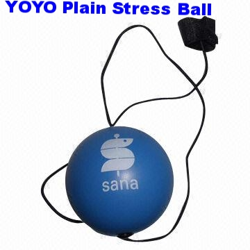 BCb-111216 YOYO Plain Stress Ball