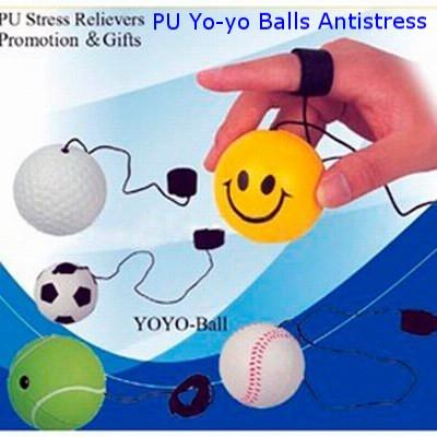 BCs-vdyy PU Yo-yo Balls Antistress