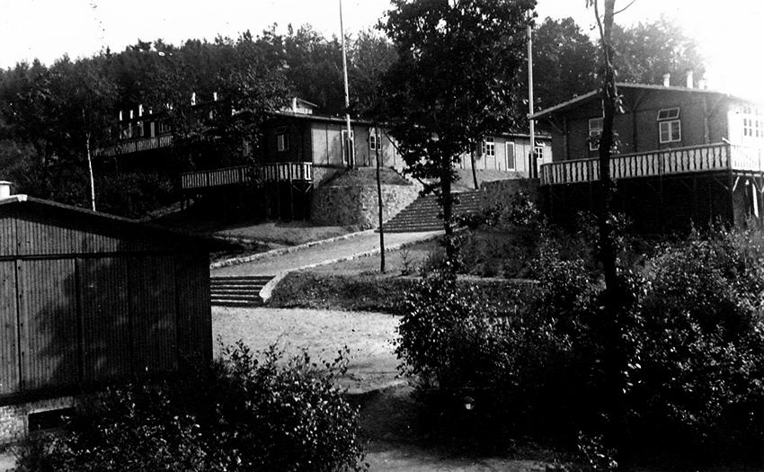 RAD-Lager Zollstock