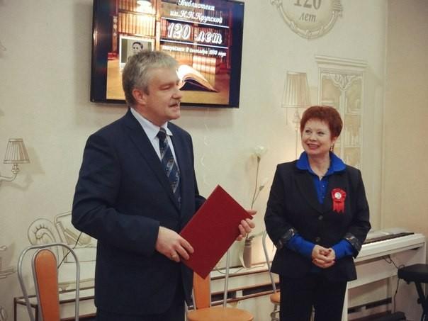 Заместитель главы Администрации Невского района А.В. Фощан