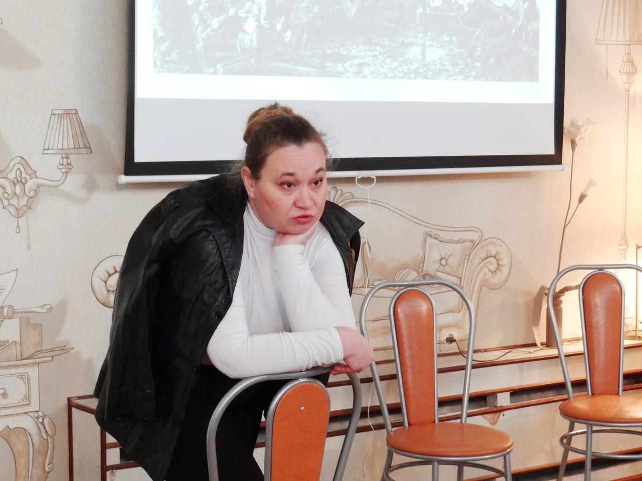 Вера Лагинова
