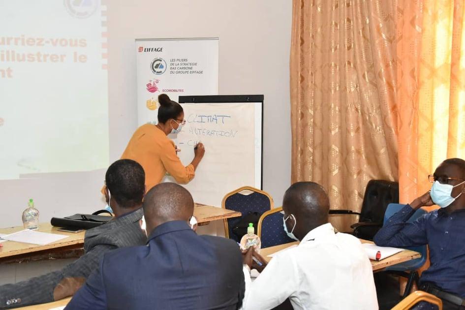 RSE- Gouvernance : Eiffage Sénégal adopte avec la Ville de Dakar un Dialogue orienté Développement Durable
