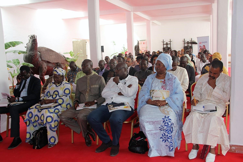 Forum RSE Senegal 2017 : Vue de la salle