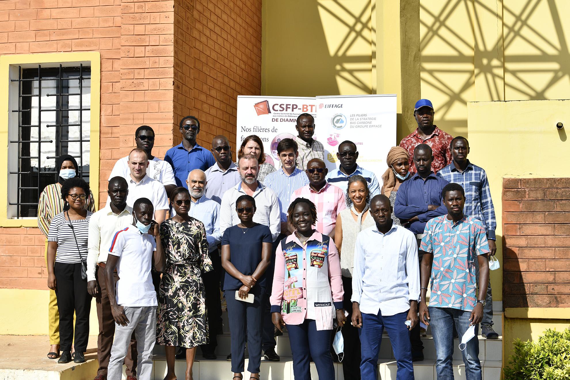 RSE- Entités du Groupe Eiffage au Sénégal : 1ère Rencontre de Dialogue orienté Développement Durable
