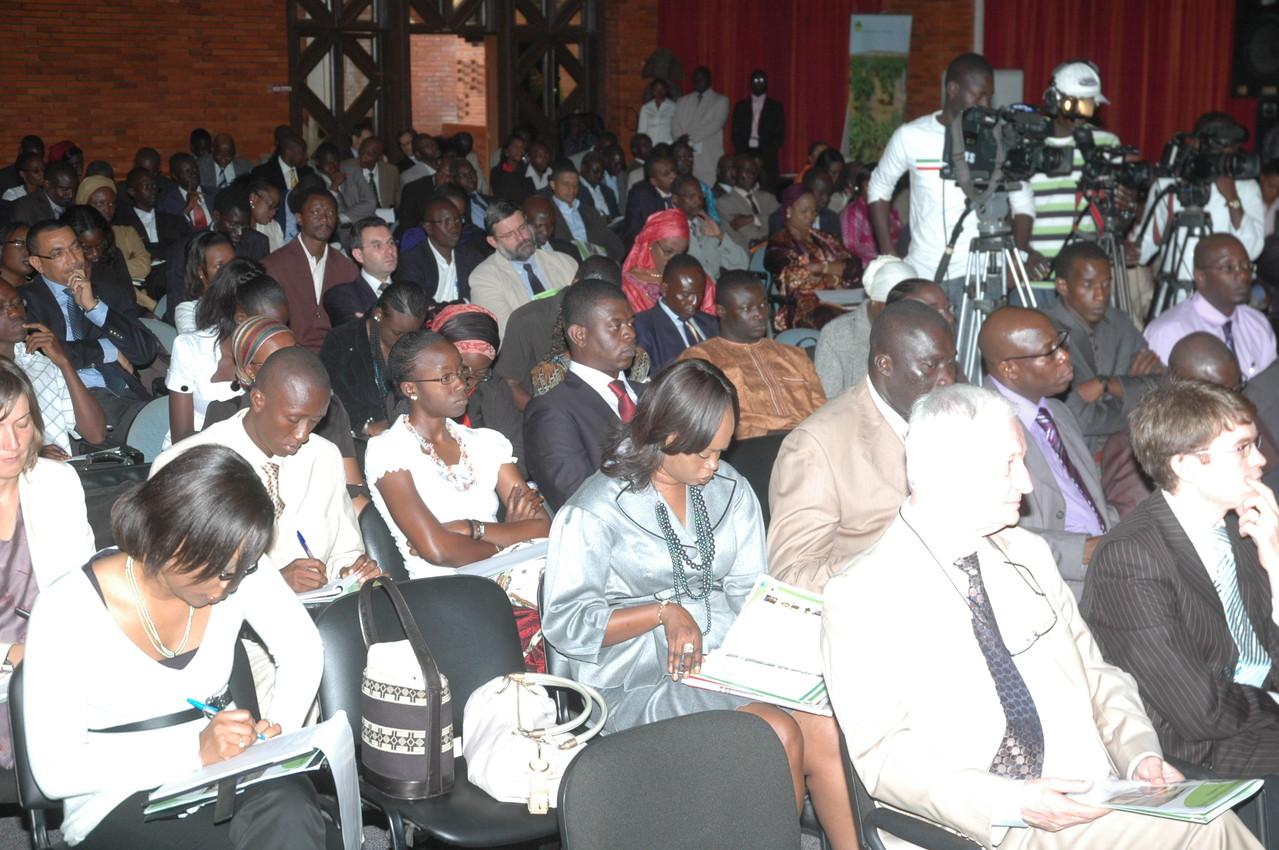 Forum RSE Senegal 2010 - vue de la salle Hôtel des Almadies