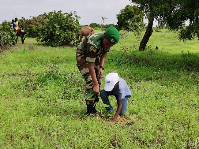 RSE- Action de la Société Générale de Surveillance (SGS) Sénégal en faveur de la préservation de la Biodiversité