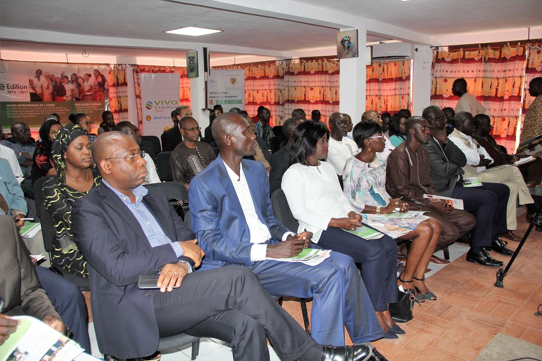 Forum RSE Senegal 2016 : Vue de la Salle