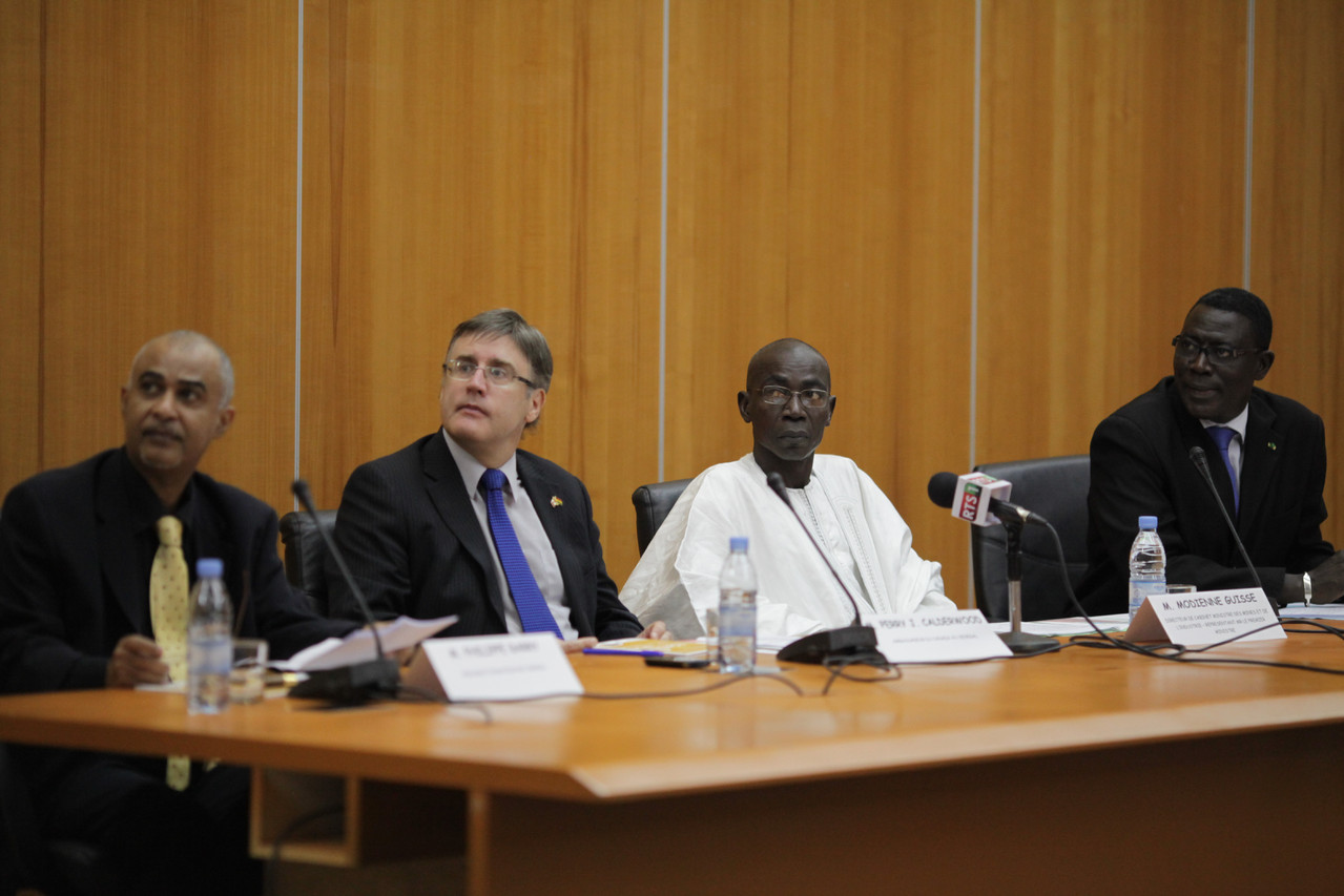 Forum RSE Senegal 2012 - parrainage : Primature