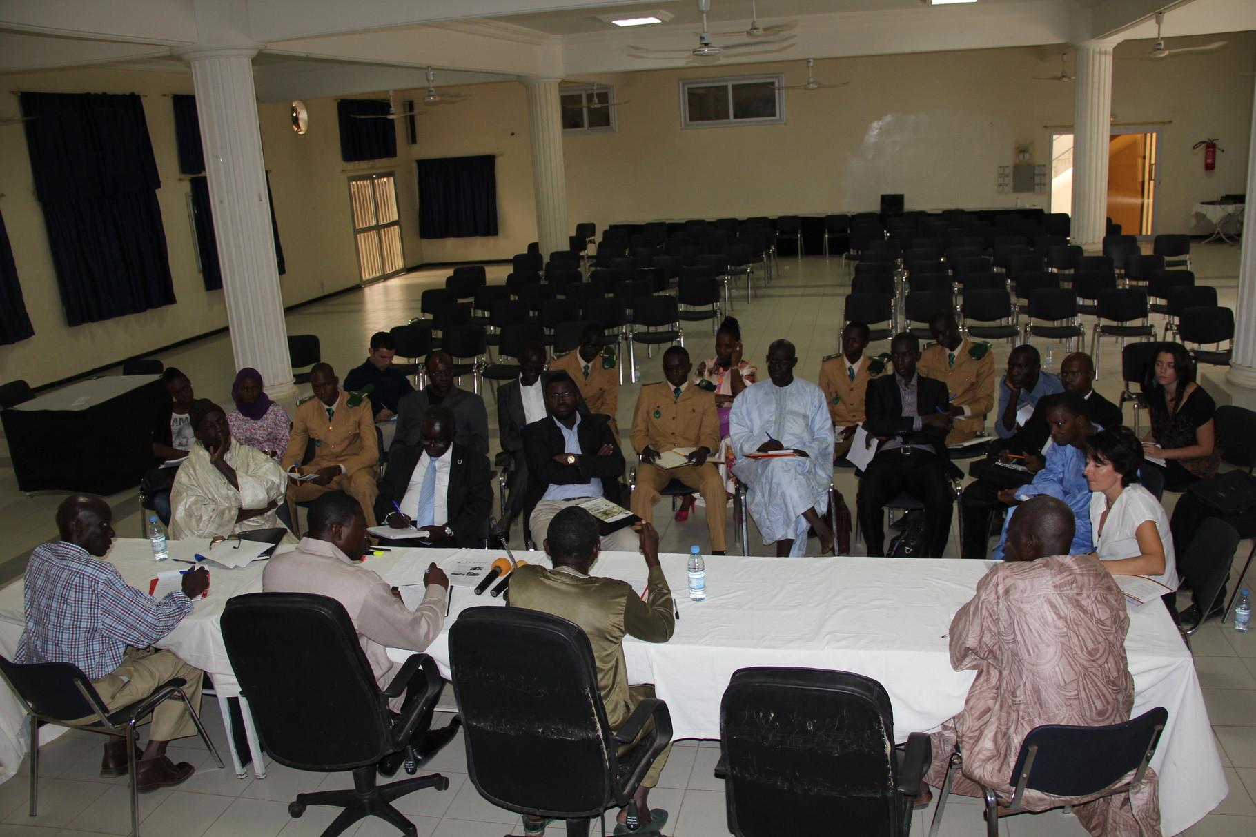 Forum RSE Senegal 2013 - panel de discussion Atelier 2